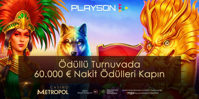 CasinoMetropol307 ve CasinoMetropol308